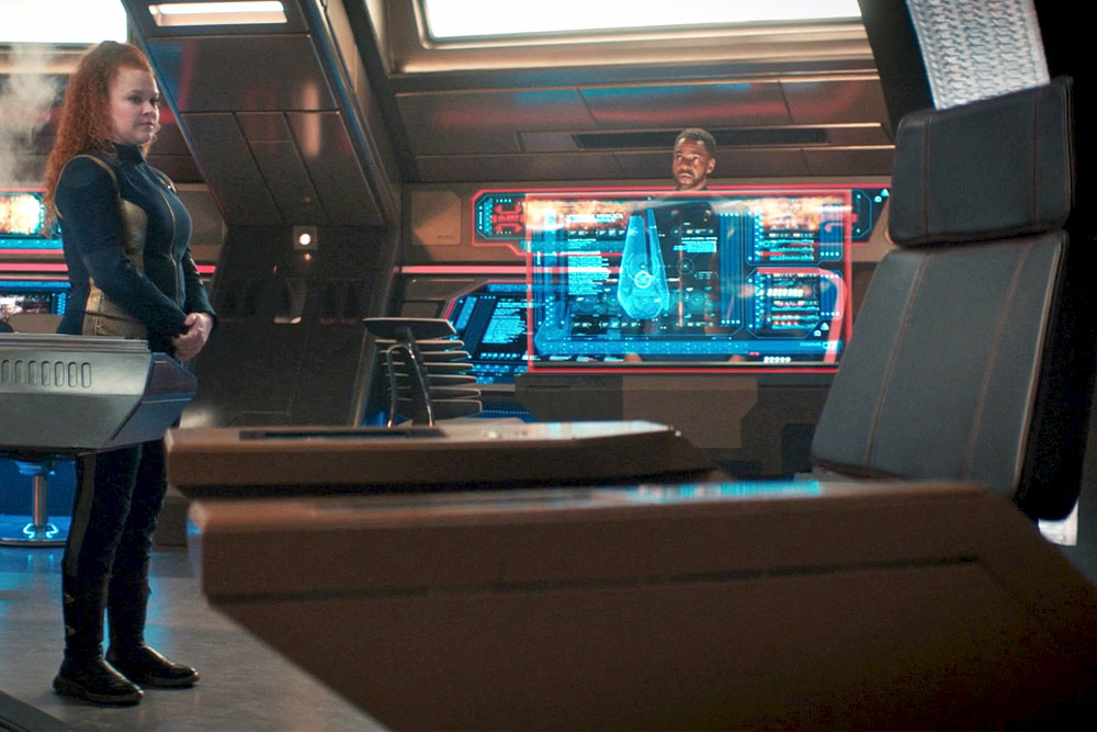 "Trekbarometer Umfrage – Star Trek Discovery (3×11) ""Su'Kal"" 1"
