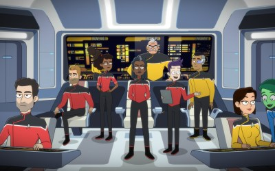 Trekbarometer Umfrage – Star Trek Lower Decks (1. Staffel)