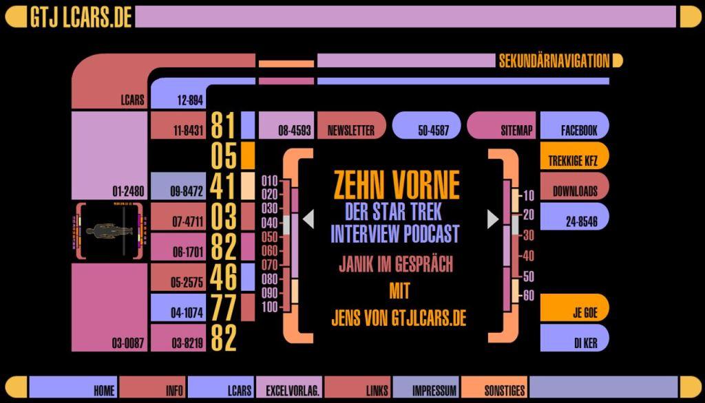 Faszination LCARS: Das Betriebssystem auf Sternenflottenraumschiffen 1