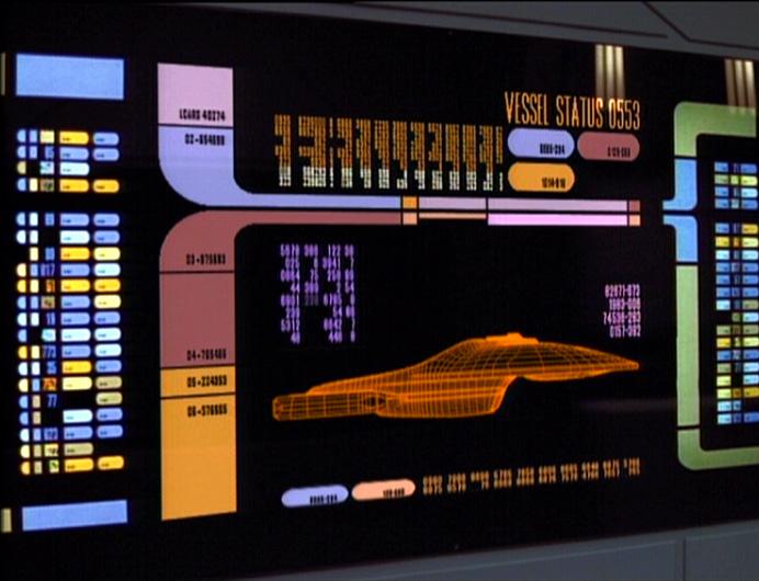 Faszination LCARS: Das Betriebssystem auf Sternenflotten-Raumschiffen