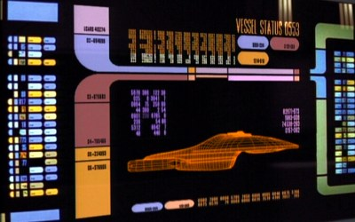 Faszination LCARS: Das Betriebssystem auf Sternenflottenraumschiffen
