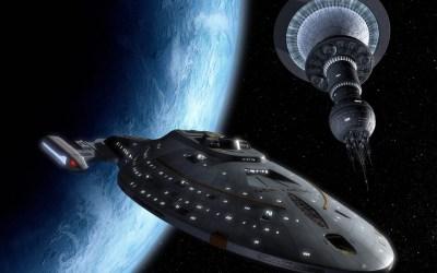 """Trekbarometer Umfrage zur Serie """"Star Trek: Voyager"""""""