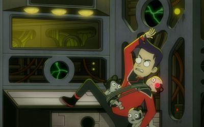 Trekbarometer Umfrage – Star Trek Lower Decks (2. Staffel)