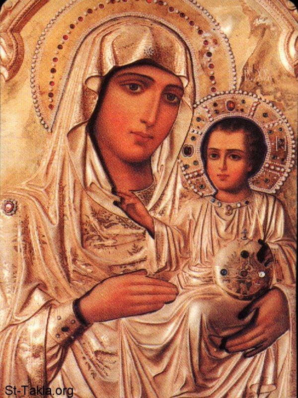 Communio: Blessed Virgin Mary: August 2010 Archives