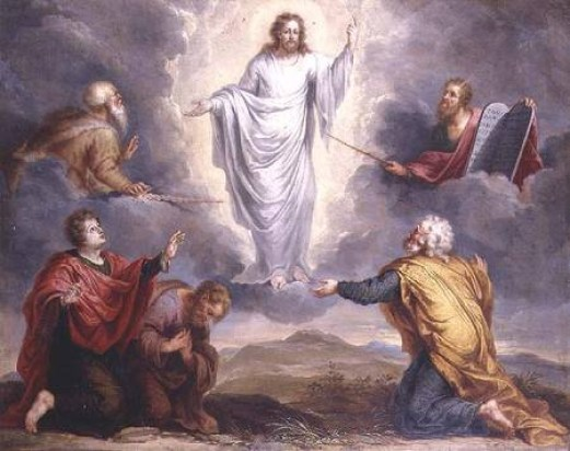 Image result for transfiguration pictures