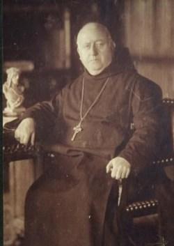 blaženi Kolumba Jožef Marmion - opat in duhovni voditelj