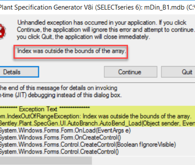 For Definition Of Auto Elbow Ec_class_name Relevant Sizes Are Defined In Auto Elbow Dialog If Ec_class_name List Defined