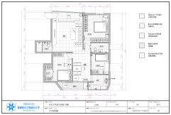 CAD專業工程製圖2D室內設計成果發表-02呂世明