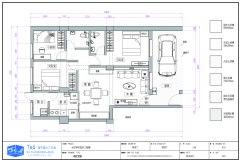 CAD專業工程製圖2D室內設計成果發表-05林添丁