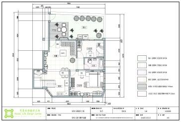 CAD專業工程製圖2D室內設計成果發表-10張志智