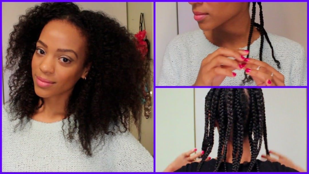 How To Stretch Your Natural Hair Without Heat Video