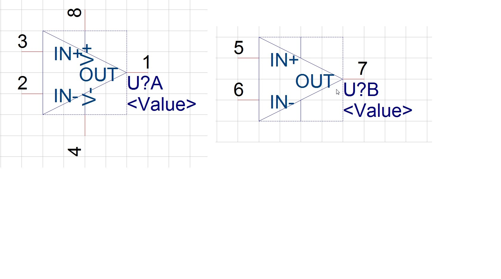 How To Place Heterogeneous Parts In Two Same Hierarchy