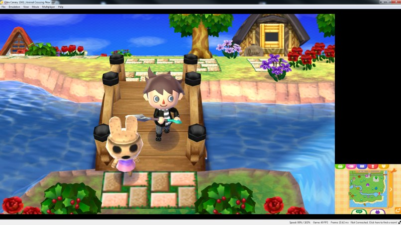 How To Play Animal Crossing New Leaf On Citra | Jidileaf co