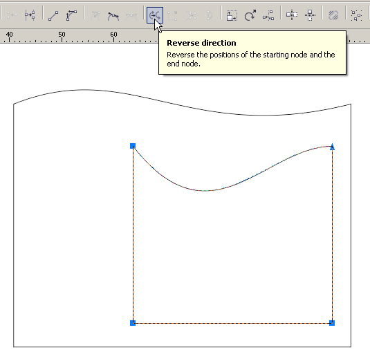 Corel Draw X6 Amp X7 Both Closes Curves When Copying Color