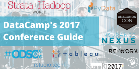 DataCamp's 2017 Conference Guide | R-bloggers