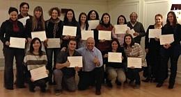 Redes Sociales y Empresa Social Media Chile Prime participantes primera edicion