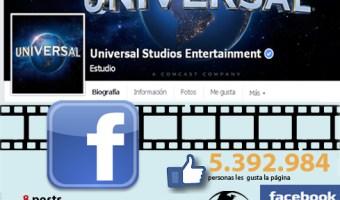 Análisis Universal Studios en Facebook