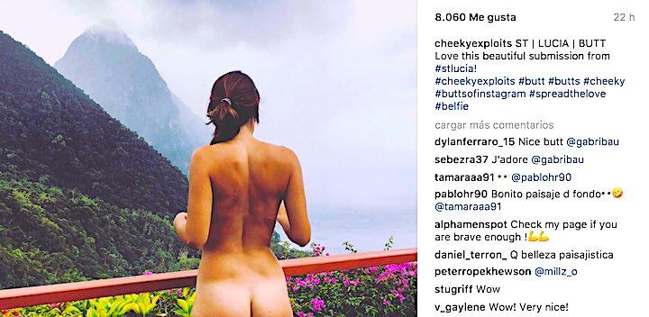 cheekyexploit la nueva tendencia de desnudos en instagram con enrique san juan community internet barcelona redes sociales social media marketing digital