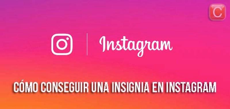 como conseguir una insignia en instagram community internet