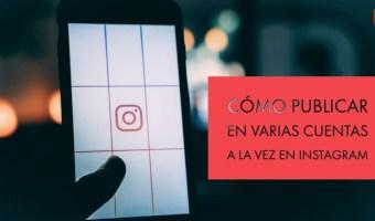 como publicar en varias cuentas a la vez en instagram community internet