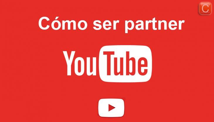 como ser partner de youtube community internet