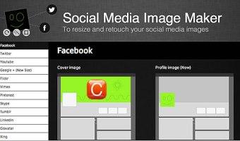 Cómo crear imágenes de perfiles para redes sociales