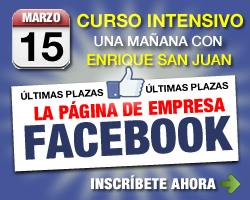 Curso sobre la nueva pagina de facebook y su nuevo time line para empresas. Con Enrique San Juan - Community Internet - Barcelonaan-juan-barcelona