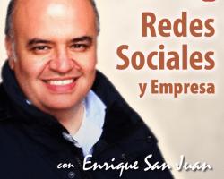 Podcast redes sociales y empresa enrique san juan