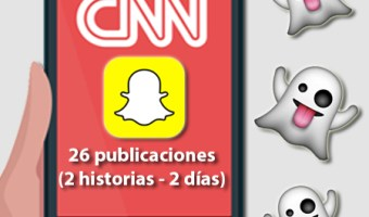 infografia CNN snapchat analisis community internet