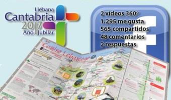 Los paisajes de Cantabria llegan a Facebook Video 360º