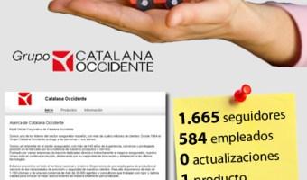 infografia Catalana Occidente Linkedin community internet the social media company redes sociales community management