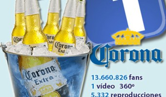 infografia Corona en Facebook Video 360 grados community internet the social media company