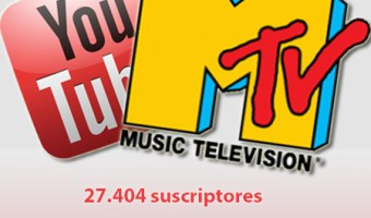 MTV Spain y su joven audiencia en YouTube