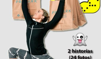 infografia Primark Snapchat analisis community internet the social media company