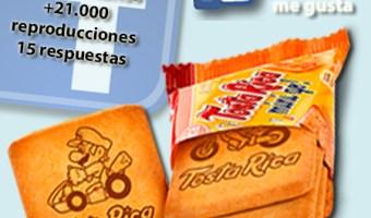 infografia Tosta Rica Facebook community internet the social media company
