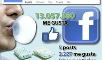 infografia Trident Facebook community internet the social media company