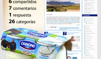 infografia blog danone community internet the social media company redes sociales community manager
