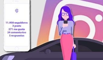 infografia cabify Instagram analisis Community Internet