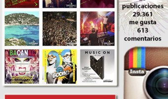 infografia discoteca amnesia ibiza Instagram analisis community manager community internet the social media company