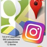 Las fotos de los usuarios, protagonistas del Instagram Stories de Google Maps