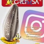 El sabor de Grefusa llega a Instagram