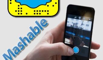 infografia mashable Snapchat analisis community internet the social media company
