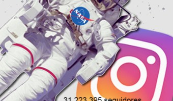 La NASA despega con éxito en Instagram Stories