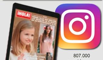 infografia revista hola Instagram Stories community internet
