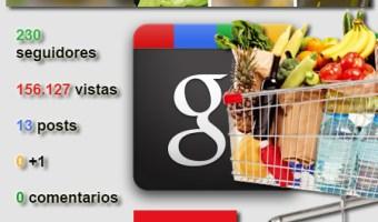 Dia España en Google Plus, buen contenido, cero feedback