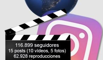 Universal Spain apuesta por los trailers en Instagram