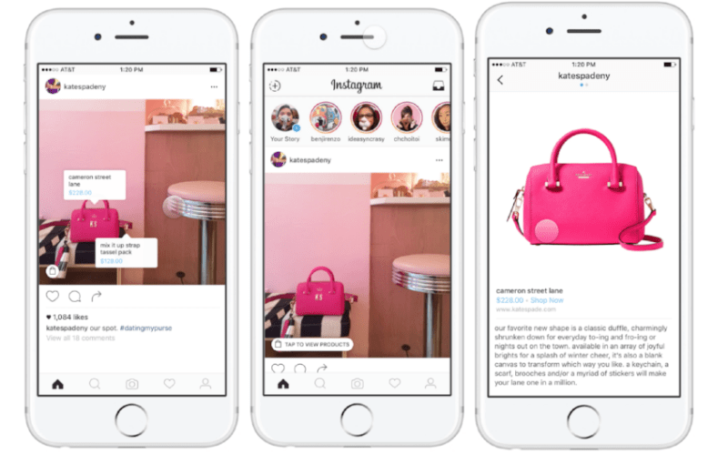 instagram shopping community internet the social media company