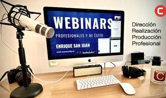 produccion webinars profesionales