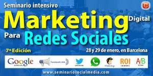 seminario marketing digital barcelona enero 2015 community internet enrique san juan
