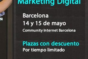 Tras el dominio de las Redes Sociales, llega el turno del Marketing Digital